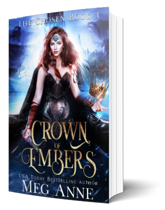 Crown of Embers Cover