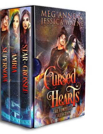 Cursed Hearts Collection Cover