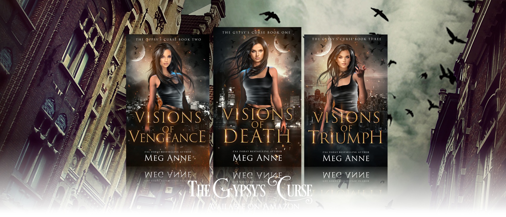The Gypsy's Curse Series