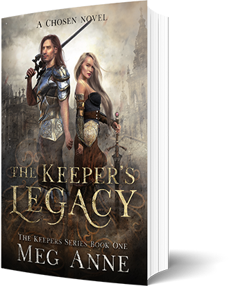 The Keeper's Legacy Cover