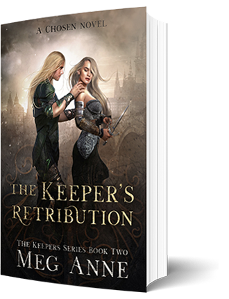 The Keeper's Retribution Cover