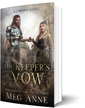 The Keeper's Vow Cover