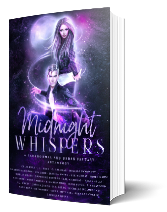 Midnight Whispers Cover