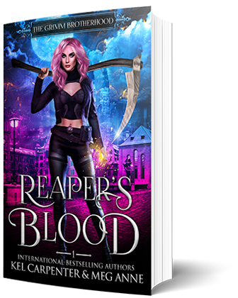 Reapers Blood Cover