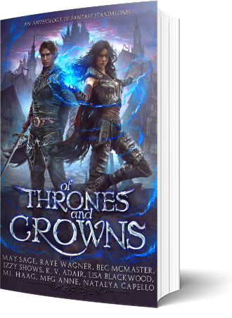 Of Thrones and Crowns Cover