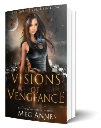 Visions of Vengeance Cover