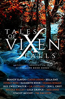 The Tales of Vixen Falls Cover