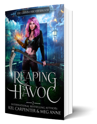 Reaping Havoc Cover